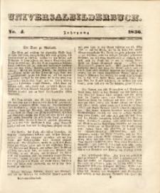 Universalbilderbuch, 1836, No. 4