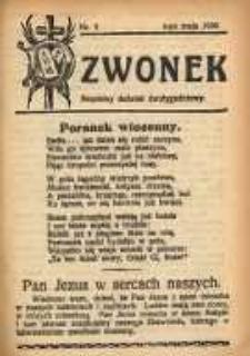 Dzwonek, 1930, [R. 28], nr 9