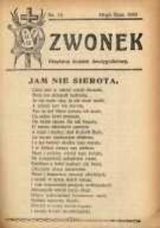 Dzwonek, 1930, [R. 28], nr 15