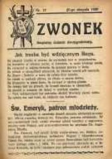 Dzwonek, 1930, [R. 28], nr 17