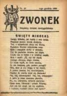 Dzwonek, 1930, [R. 28], nr 26