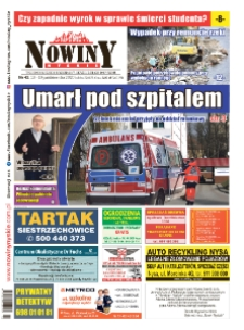 Nowiny Nyskie 2020, nr 42.