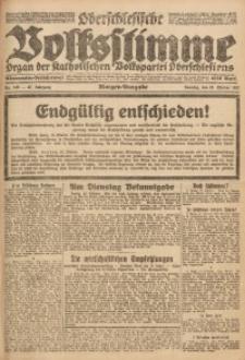 Oberschlesische Volksstimme, 1921, Jg. 47, Nr. 346