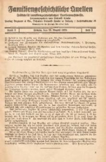 Familiengeschichtliche Quellen, 1926/1927, Bd. 2, H. 2 (A-Arg)