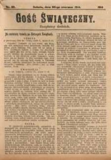 Gość Świąteczny, 1914, nr 26
