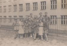 Harcerze z drużyny harcerskiej z Piekar Śląskich na wycieczce w Szczyrku