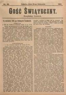 Gość Świąteczny, 1914, nr 40