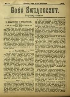 Gość Świąteczny, 1916, nr 3