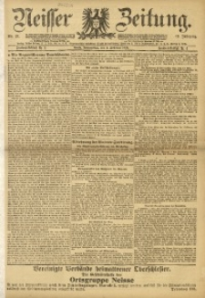 Neisser Zeitung, 1921, Jg. 49, Nr. 27