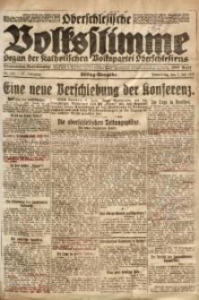 Oberschlesische Volksstimme, 1921, Jg. 47, Nr. 242
