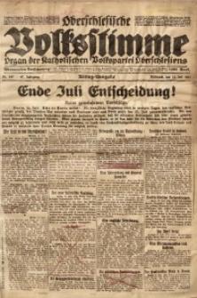 Oberschlesische Volksstimme, 1921, Jg. 47, Nr. 247