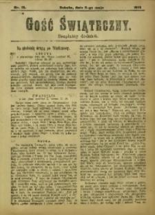 Gość Świąteczny, 1916, nr 19