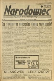 Narodowiec, 1938, R. 2, nr 50