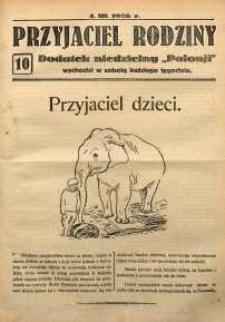 Przyjaciel Rodziny, 1926, nr 10