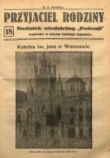 Przyjaciel Rodziny, 1926, nr 18