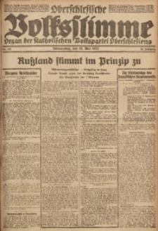 Oberschlesische Volksstimme, 1922, Jg. 48, Nr. 133