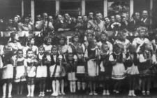 Uroczystość poświęcenia sztandaru Polskiego Związku Byłych Więźniów Politycznych w Piekarach Śląskich