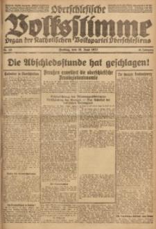 Oberschlesische Volksstimme, 1922, Jg. 48, Nr. 158