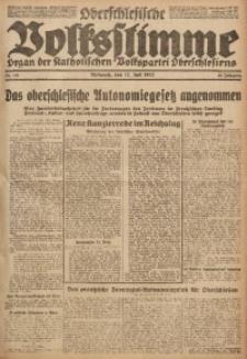Oberschlesische Volksstimme, 1922, Jg. 48, Nr. 180