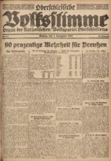 Oberschlesische Volksstimme, 1922, Jg. 48, Nr. 243