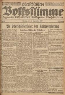 Oberschlesische Volksstimme, 1922, Jg. 48, Nr. 250