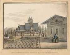 Die norwegische Kirche zu Brueckenberg