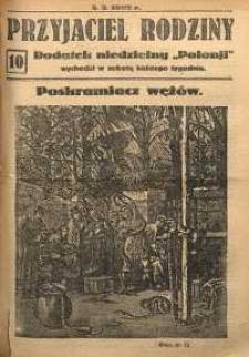Przyjaciel Rodziny, 1927, nr 10