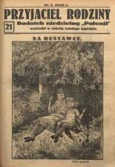 Przyjaciel Rodziny, 1927, nr 21