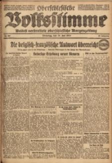 Oberschlesische Volksstimme, 1923, Jg. 49, Nr. 208