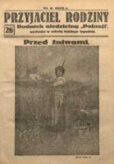 Przyjaciel Rodziny, 1927, nr 26