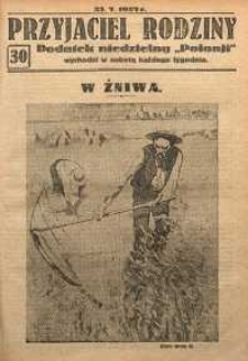 Przyjaciel Rodziny, 1927, nr 30