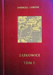 Ząbkowice. T. 1, W kluczu sławkowski i Zagłębiu Dąbrowskim doroku 1918