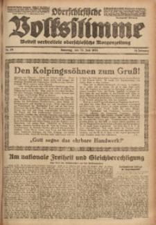 Oberschlesische Volksstimme, 1924, Jg. 50, Nr. 193