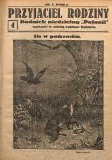 Przyjaciel Rodziny, 1928, [R. 5], nr 4