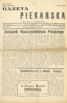 Gazeta Piekarska, 1937, R. 1, nr 64