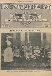 Ilustrowany Kuryer Wojenny, 1915, nr 8