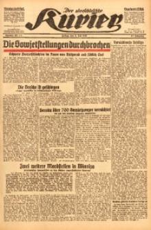 Der Oberschlesische Kurier, 1943, Jg. 37, Nr. 187