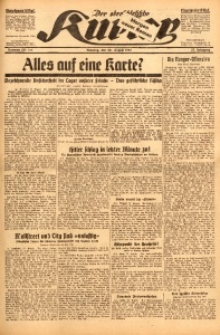Der Oberschlesische Kurier, 1943, Jg. 37, Nr. 231