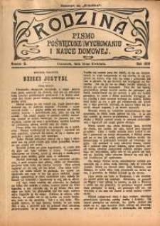 Rodzina, 1910, nr 8