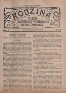 Rodzina, 1911, nr 2