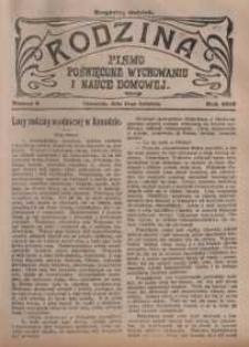 Rodzina, 1912, nr 8