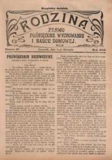 Rodzina, 1912, nr 23