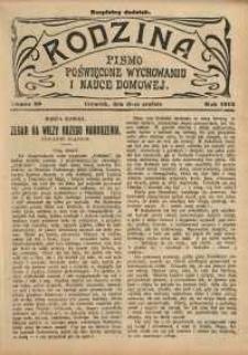 Rodzina, 1912, nr 26