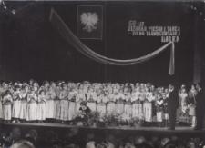 """Uroczysty koncert z okazji 60-lecia Chóru """"Halka"""" w Operze Śląskiej w Bytomiu"""