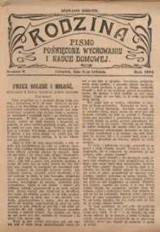 Rodzina, 1914, nr 8