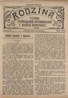 Rodzina, 1914, nr 12