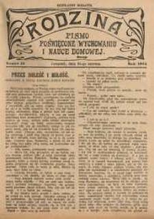 Rodzina, 1914, nr 13