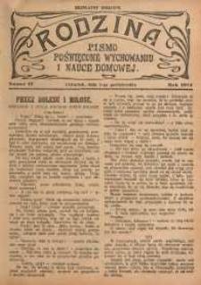 Rodzina, 1914, nr 17