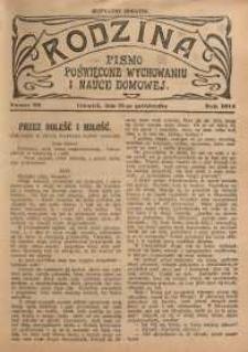 Rodzina, 1914, nr 20
