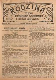 Rodzina, 1914, nr 25
